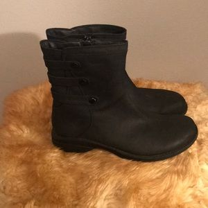 Merrill Captiva Launch Mid 2 Leather Boots